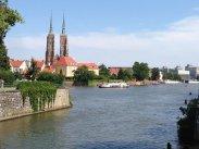 Wrocław nad Odrą